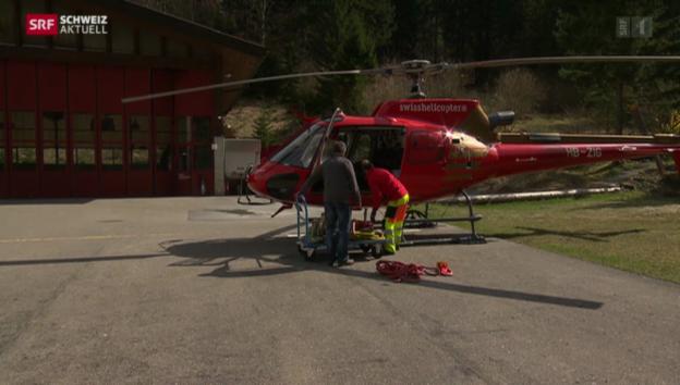 Video «Schweiz aktuell vom 04.04.2014» abspielen