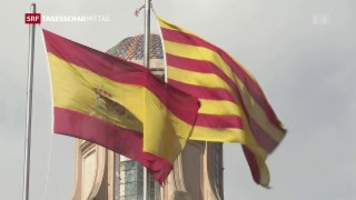 Video «Puigdemont weicht Rajoys Ultimatum aus» abspielen