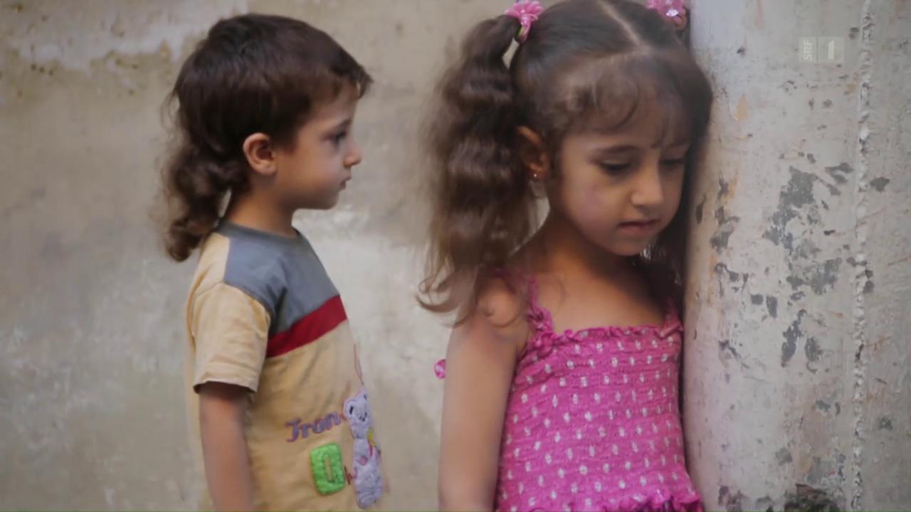 Erschütternde Bilder von den Menschen im Osten Aleppos