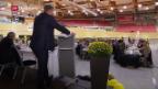 Video «BDP-Delegiertenversammlung» abspielen