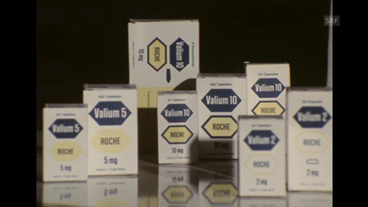 Verkaufsschlager Valium und Librium (Antenne, 12.6.1973)