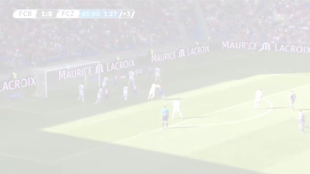 Video «Das 2:0 durch Embolo» abspielen