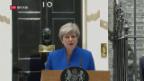 Video «FOKUS: Premierministerin May ist angezählt» abspielen