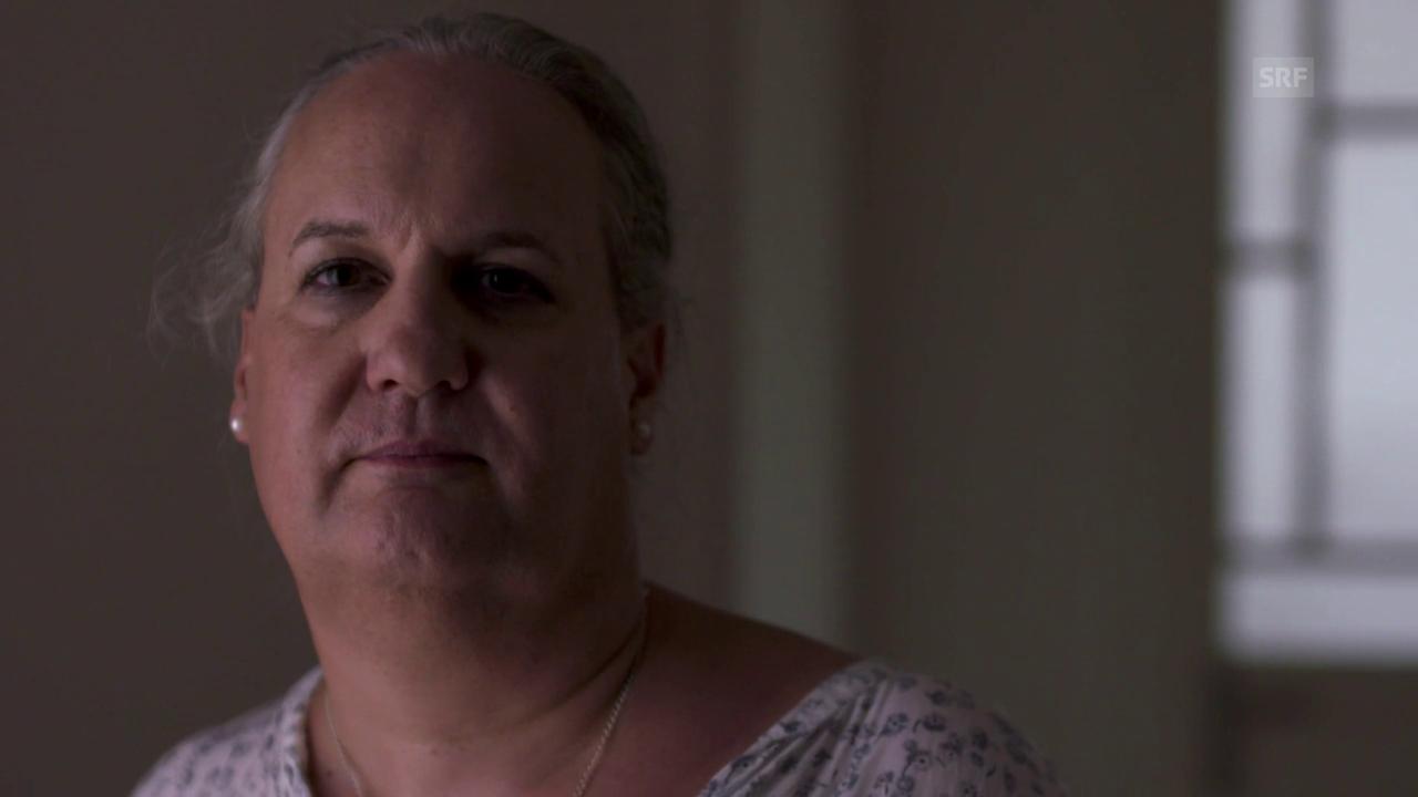 Chri Hübscher: «Ich fühle mich nicht als Mann oder als Frau, sondern als Mensch»