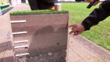 Video «So ist der Rasen in St. Gallen aufgebaut» abspielen