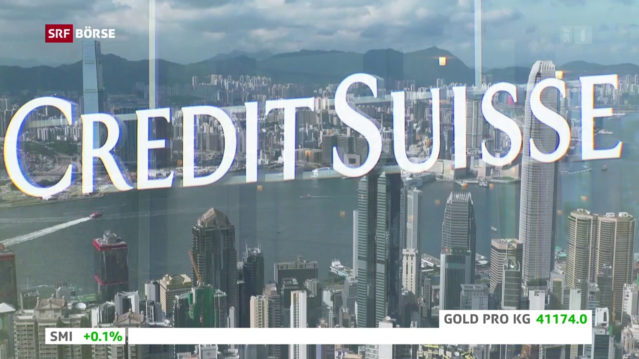 Credit Suisse zahlt den USA 47 Millionen Dollar Busse