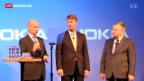 Video «Microsoft schluckt Handy-Pionier Nokia» abspielen
