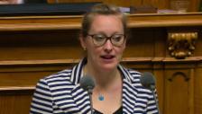 Video «Aline Trede (Grüne/BE) möchte bedingungslose Chancengleichheit» abspielen