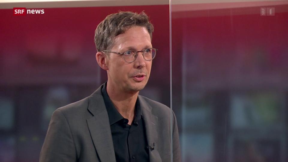 Sotomo-Leiter Michael Hermann zum Politikum Covid-Zertifikat – und dem Foto von Ueli Maurer