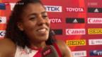 Video «Leichtathletik: WM in Peking mit Büchel und Kambundji» abspielen