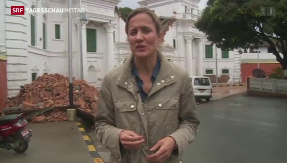 Nepal nach der Katastrophe