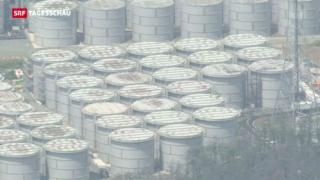 Video «Regierung Japans übernimmt im Fukushima-Drama » abspielen