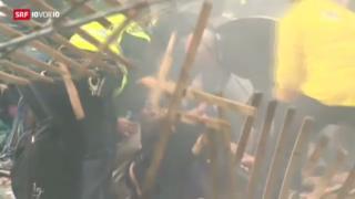 Video «Explosionen am Boston-Marathon» abspielen