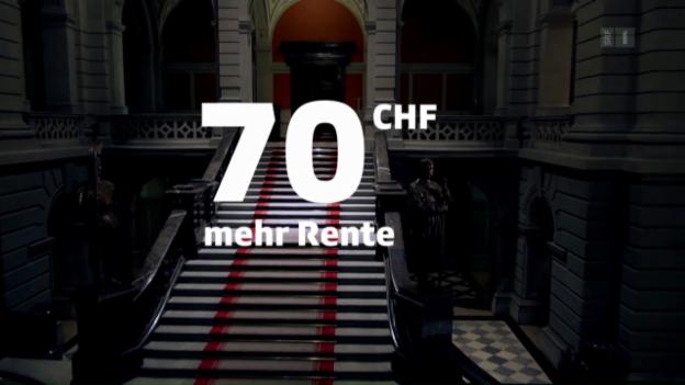 Video «Rentenreform | Jens Weidmann im Interview | USA Wissenschaft» abspielen