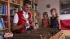 Video «Sennsationell: Als Überraschung für Leonie Hartmann» abspielen