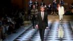 Video «Presley Gerber: Erstmals auf dem Laufsteg» abspielen