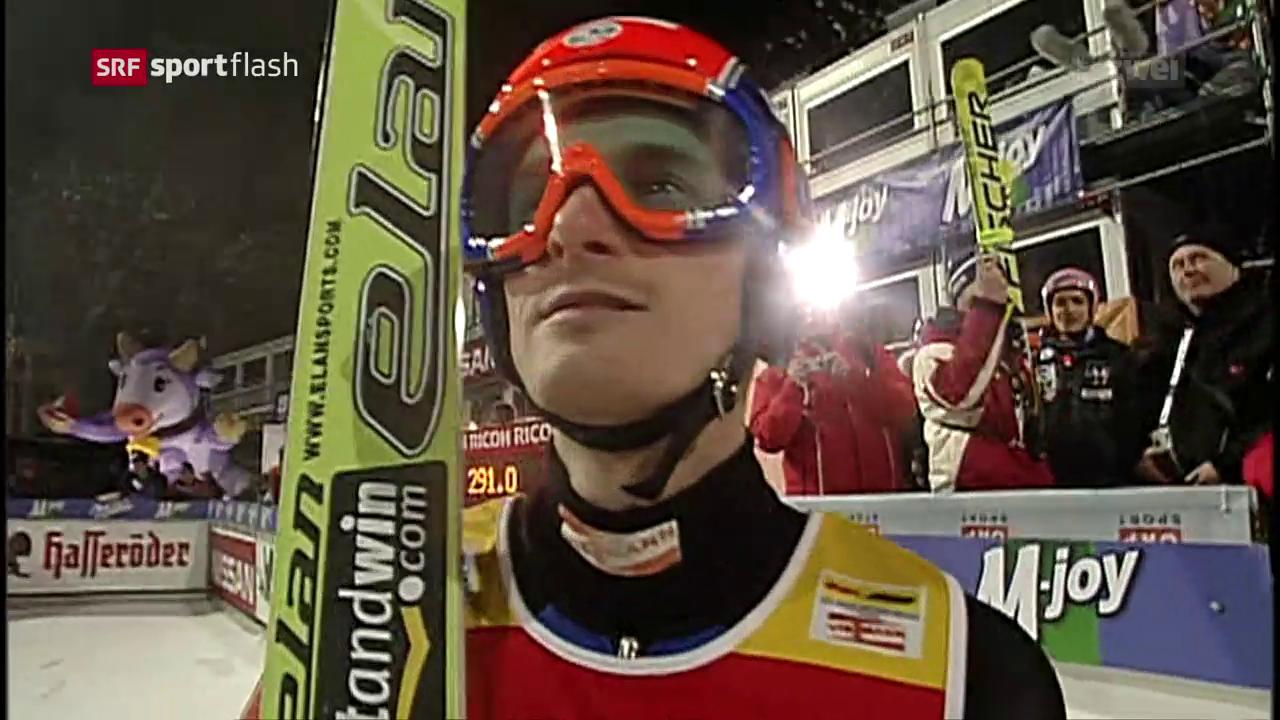 Jakub Janda wechselt vom Skispringen in die Politik