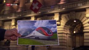 Video «Untersuchung im Waggon-Fiasko gefordert» abspielen