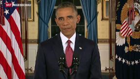 Video «Obamas Kampfpläne in Syrien» abspielen