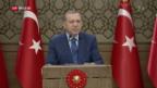 Video «Die Türkei beschwert sich in Genf» abspielen