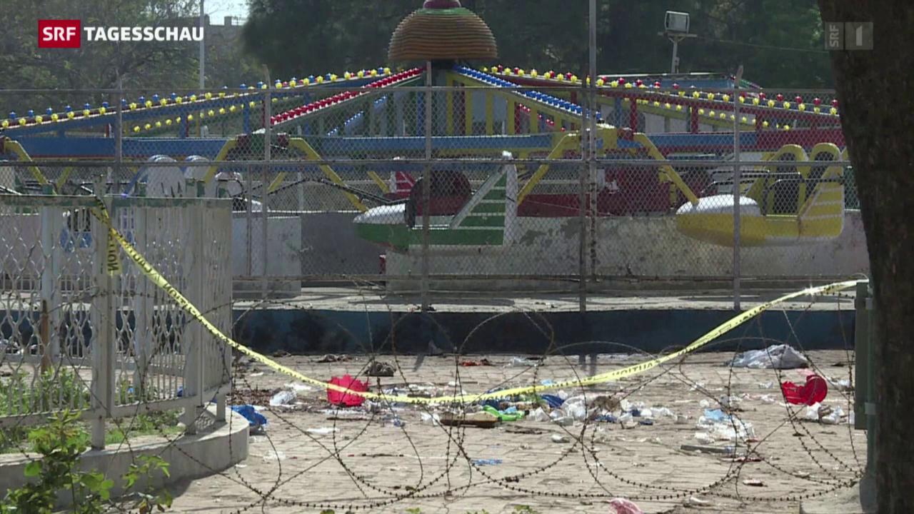 Attentäter von Lahore identifiziert
