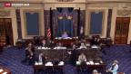 Video «Keine schnelle Lösung im Steuerstreit» abspielen