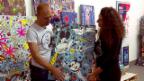 Video «Versteigerung für «Jeder Rappen zählt»» abspielen