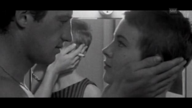 Video «Jean-Luc Godard» abspielen