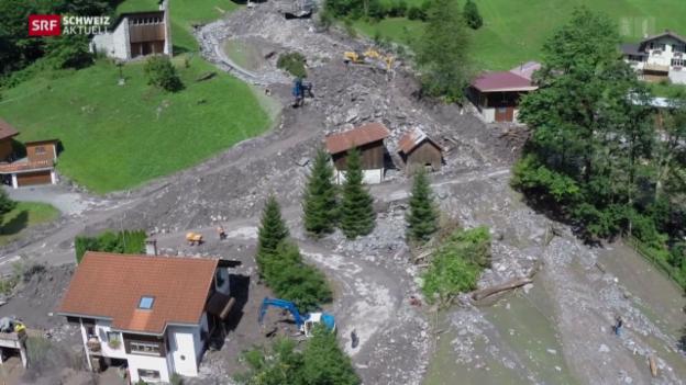 Video «Schweiz aktuell vom 10.08.2015» abspielen