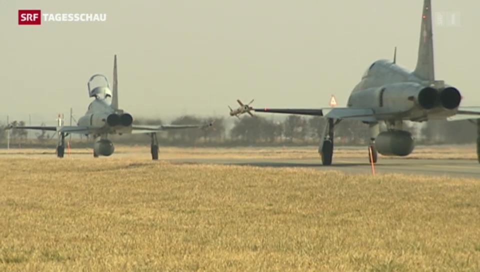 Weitere Nutzung der Tiger-Jets