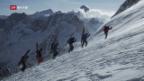 Video «Die Verantwortung die auf den Bergführern lastet» abspielen