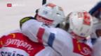 Video «Die ZSC Lions richten den Blick bereits auf die Halbfinals» abspielen