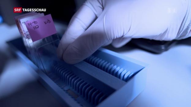 Video «Neues Medikament gegen Leukämie von Novartis» abspielen
