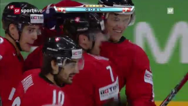 WM 2012: Highlights Schweiz - Kasachstan («sportlive»)