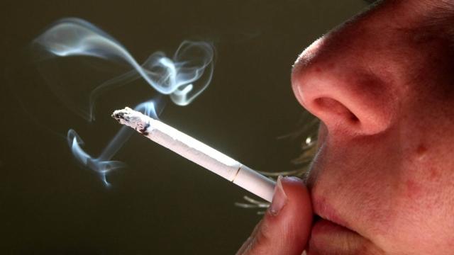 Und was ist mit Zigarettenrauch?