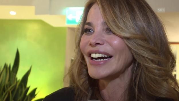 Video «Raquel Marquard über ihre Tochter Bianca Gubser» abspielen