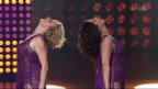 Video «Susanne Kunz & Melanie El Borji mit einem Showdance zu «Proud Mary»» abspielen