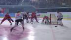Video «Eishockey: Arosa Challenge, Zusammenfassung Weissrussland - Schweiz («sportlive» vom 21.12.2013)» abspielen