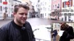 Laschar ir video «Sche Knackeboul discurriss rumantsch... :)»