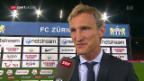Video «Reaktionen nach dem Klassiker FCZ - FCB» abspielen