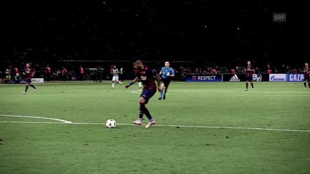 Video «Fussball: Champions League, Vorschau Roma - Barcelona» abspielen