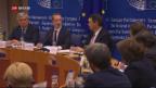 Video «FOKUS: Zuckerberg entschuldigt sich vor dem EU-Parlament» abspielen