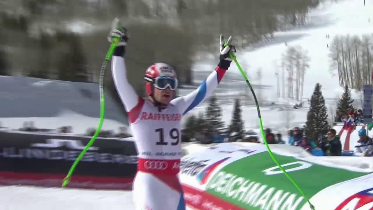 Ski: Patrick Küng holt WM-Abfahrtsgold