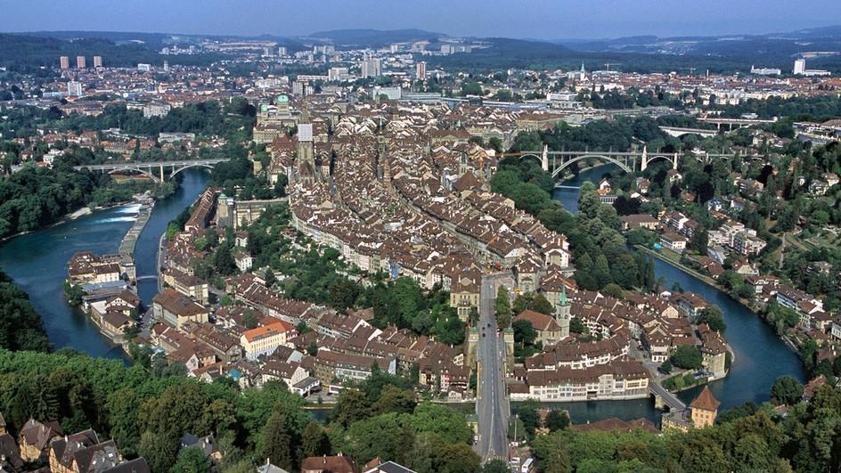 Neue Studie zu stärkerer Region Bern (4.9.2014)