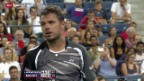 Video «Tennis: Wawrinka - Bellucci» abspielen