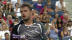 Video «Tennis: Wawrinka - Bellucci» abspielen
