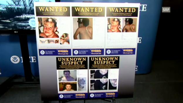 Video «Schlag gegen Paedophile» abspielen