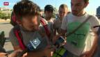 Video «FOKUS: Handy als Fluchthelfer» abspielen