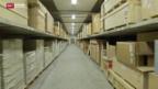 Video «Zollfreilager Genf verstärkt Kontrollen» abspielen