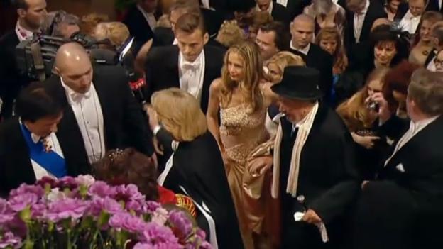 Video «Wiener Opernball 2013» abspielen